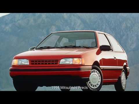 1994 Mitsubishi Precis