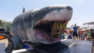 Sharkzilla goes to Comic Con 2018 - Extended