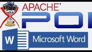 Apache POI - how to create new and modify Microsoft Word Document with Eclipse