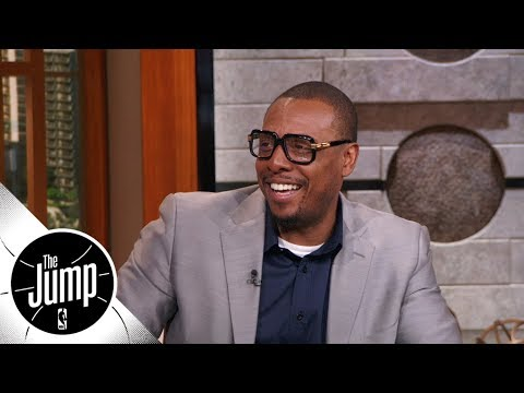 Paul Pierce remembers playing in 1995 McDonald's All American Game | The Jump | ESPN