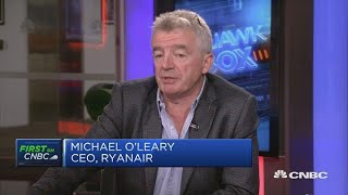 Airlines could go bust due to higher oil prices, says Ryanair CEO | Street Signs Europe