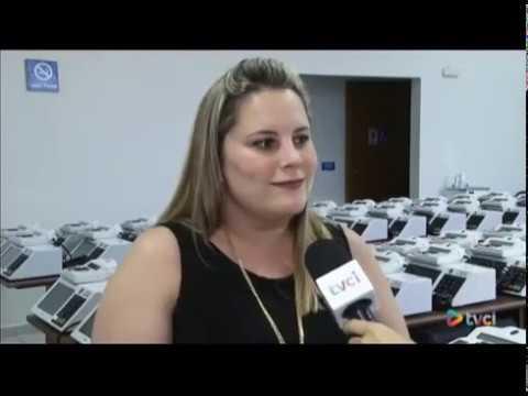 TRE-PR Tribunal Eleitoral Jovem - Divulgação em Guaratuba