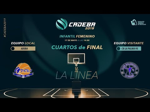 CADEBAINFFEM 2019 - CUARTOS - ADEBA vs CLINICA DENTAL RIVERA LA PALMA