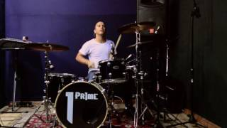Charlie Brown Jr - Um dia a gente se encontra //Drum Cover//Vitor Bernardo
