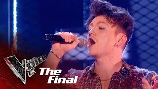 Jimmy Balito's 'All Right Now' | The Final | The Voice UK 2019