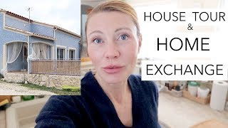HOUSE TOUR & HOUSE SWAPPING / HOME EXCHANGE