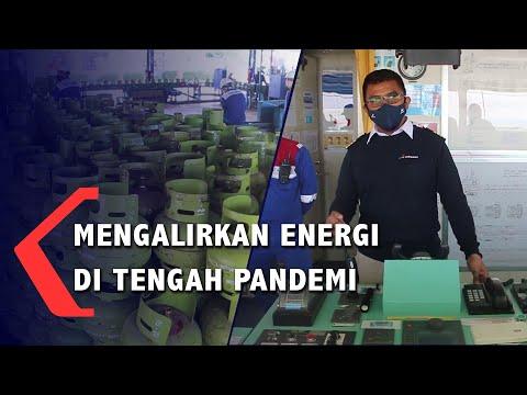 mengalirkan energi di tengah pandemi