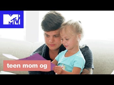 'Nova's Gift to Tyler' Deleted Scene | Teen Mom OG (Season 7) | MTV