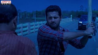 A Aa Hindi Dubbed Movie Action Trailer | Nithin, Samantha | Trivikram
