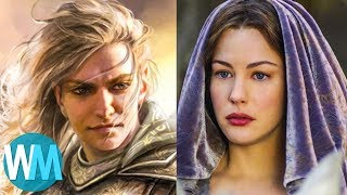 Top 10 Biggest Differences Between The Lord Of The Rings Movies And Books