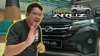 Perodua Aruz - Sesuai untuk semua!   Review