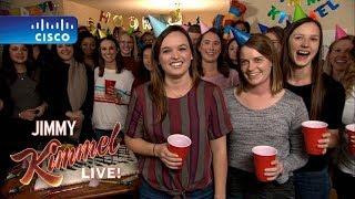 Seattle Woman Celebrates Jimmy Kimmel's Birthday Every Year
