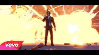 Logic   Keanu Reeves (Official Fortnite Music Video) Fortnite Film! @Logic301