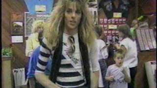 Stryper Story From a Los Angeles Channel (1985)