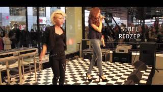 d.brand perfume launch Åhlens City, Stockholm