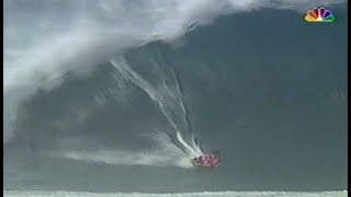 Bodyboard - World Tour 1994 - Pipeline, Hawaii (TV footage 1)