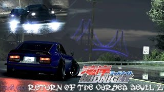 TeamA99E | Return of The Cursed Devil Z | Wangan Midnight Movie | Need for Speed 2015 Cinematic