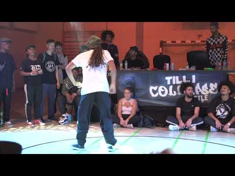 Till I collapse Battle 2018|Popping Judge Demo | Brooke