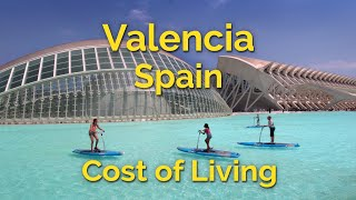 Cost of Living - Valencia, Spain