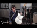 Миниатюра видео 1 о товаре Электрогитара FENDER JOHNNY MARR SIGNATURE JAGUAR LPB