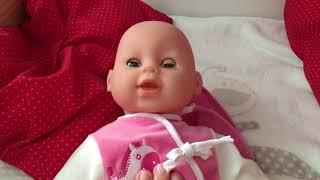 Babypuppe Laura Simba Werbung
