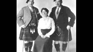 Harry Lauder - The Wedding O' Sandy MacNab (1908)