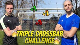 Adidas VS Puma   TRIPLE CROSSBAR CHALLENGE