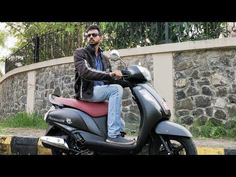 Suzuki Access 125 Review – I Race Activa   Faisal Khan