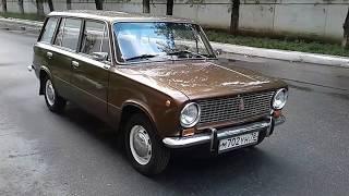 ВАЗ 2102, 1973  года жигули после реставрация.обзор .авто в продаже.