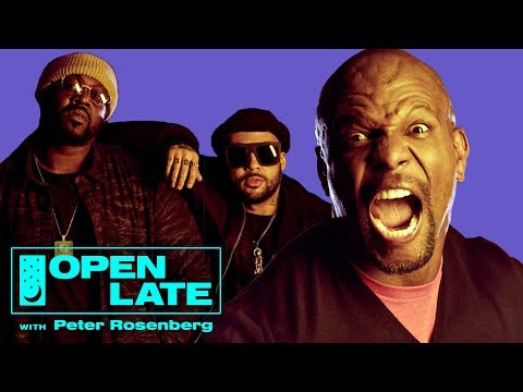 Terry Crews and Smoke DZA + Is This Hip-Hop's True Golden Age? | Open Late with Peter Rosenberg