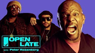 Open Late with Peter Rosenberg - Terry Crews and Smoke DZA + Is This Hip-Hop's True Golden Age?
