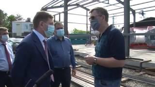 Губернатор Сергей Фургал посетил южные районы края