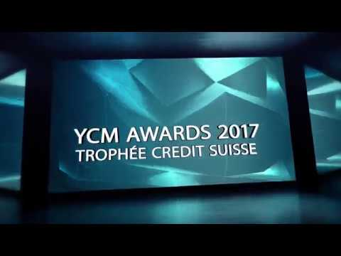 YCM Awards - Trophée Credit Suisse 2017
