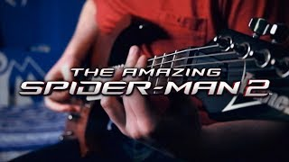 The Amazing Spider-Man 2 Theme on Guitar + TAB
