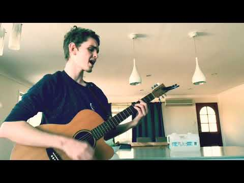 My Own Hero - Andy Grammer Acoustic COVER - Nick Gavegan