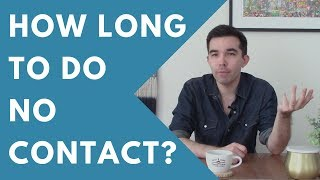The No Contact Rule: How Long To Do It For?