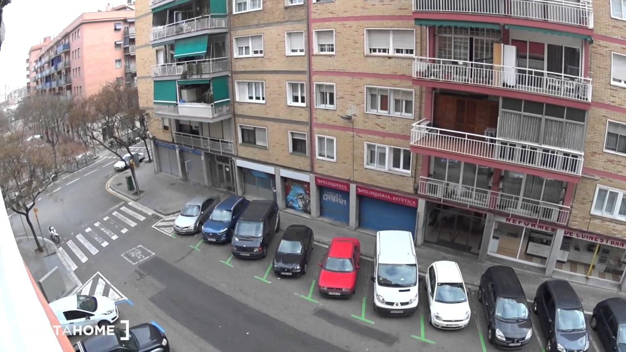 3-bedroom apartment with balcony for rent in La Sagrera