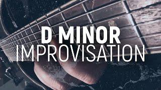 Dm Improvisation Solo 02 - Kemal Arda Ayar