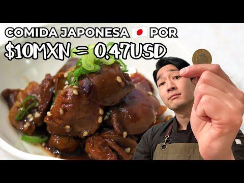 Receta De Comida Japonesa Que Cuesta Menos De 1 Dólar