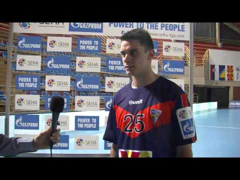 Spartak Vojput - Borac Post Match Interview (12.09.2015. - 15/16)