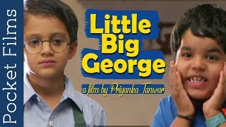 Cute Comedy Short Film - Little Big George | Pocket Films