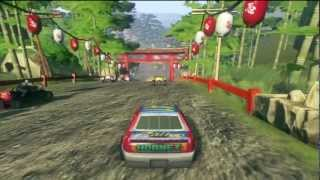 Sonic & All-stars Racing Transformed: Rogue Cup with AGES on Expert