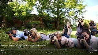 Nina Mace Photography Outdoor Childrens Workshop - Photography Training
