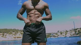 Gym King | Mens SS19 Swimwear Campaign