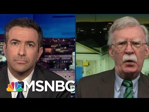 Trump's 'Drug Deal': Key Witness Pressed For Cashing In On Book | The Beat With Ari Melber | MSNBC