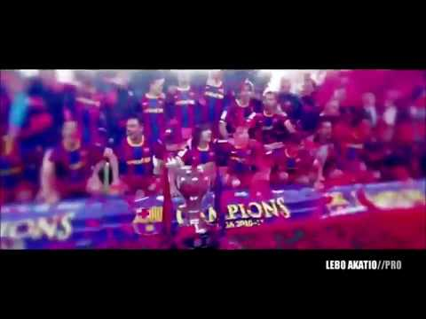 "FC Barcelona Viva La Vida ""Coldplay"" By Lebo Akatio Pro Mp3"