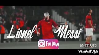 Amazing Football 2017 in INSTAGRAM # 5 MESSI