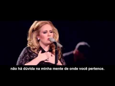 Adele - Make You Feel My Love (Legendado/Tradução)