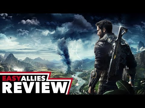 Just Cause 4 - Easy Allies Review - YouTube video thumbnail