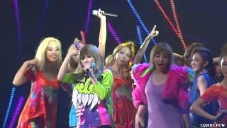 120824 2NE1 - Ugly & Let's Go Party @ New Evolution Tour